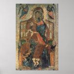 The Virgin of the Tolg, Yaroslavl School Posters