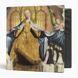 The Virgin Sheltering the Order of Citeaux Binders