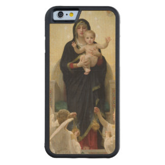 The Virgin with Angels, 1900 2 Carved® Maple iPhone 6 Bumper