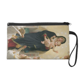 The Virgin with Angels, 1900 Wristlet
