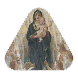 The Virgin with Angels, 1900 Bluetooth Speaker