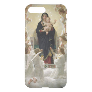 The Virgin with Angels, 1900 iPhone 8 Plus/7 Plus Case