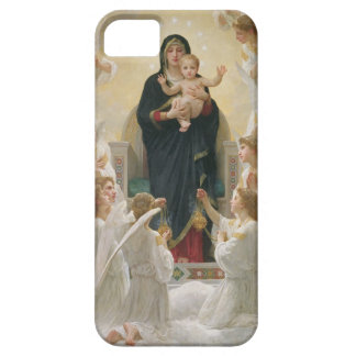The Virgin with Angels, 1900 iPhone SE/5/5s Case