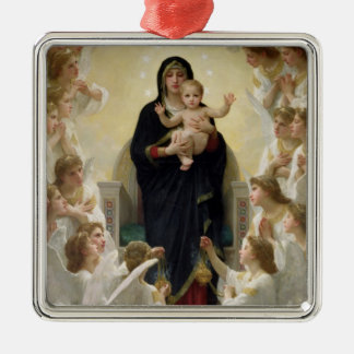 The Virgin with Angels, 1900 Ornament