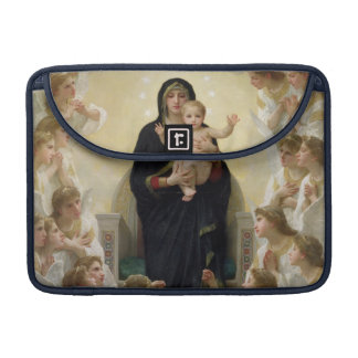 The Virgin with Angels, 1900 Sleeves For MacBooks