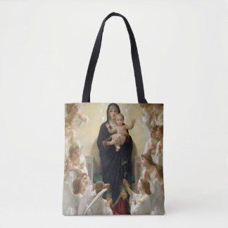 The Virgin with Angels, 1900 Tote Bag