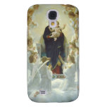 The Virgin With Angels Galaxy S4 Case