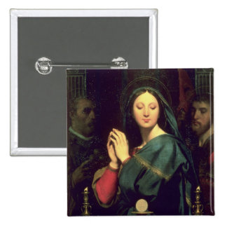 The Virgin with the Host, 1841 Pins