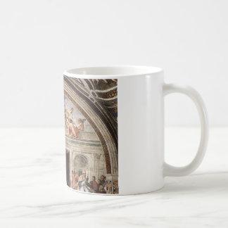 The Virtues by Raphael Coffee Mug