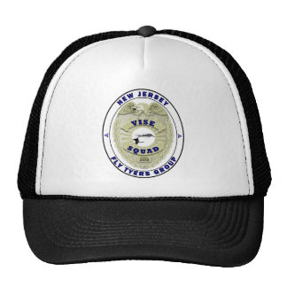 The Vise Squad Fly Tying Group Hat