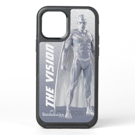 The Vision Character Art OtterBox Symmetry iPhone 12 Case