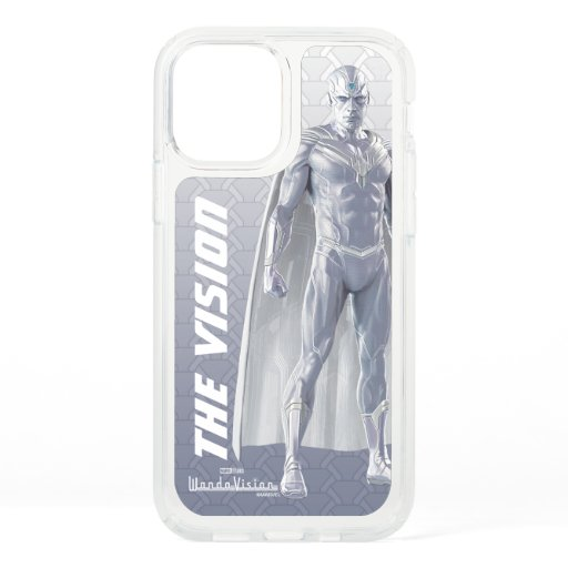 The Vision Character Art Speck iPhone 12 Case