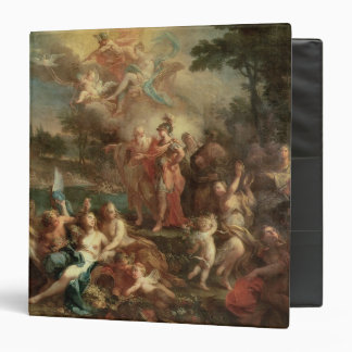 The Vision of Aeneas in the Elysian Fields Binder