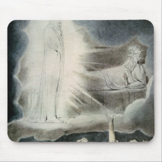 The Vision of Eliphaz, 1825 Mouse Pad