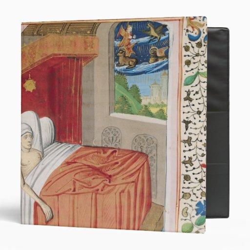 The Vision of Ezekiel Vinyl Binder