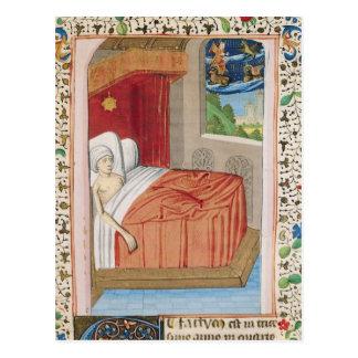 The Vision of Ezekiel Postcard