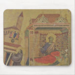 The Vision of Pope Innocent III, c.1295-1300 Mouse Pad