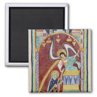 The Vision of St. Aldegondius Magnet