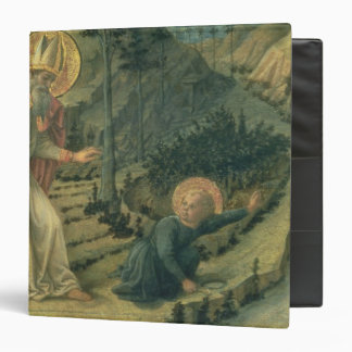The Vision of St. Augustine, late 1450's Binder