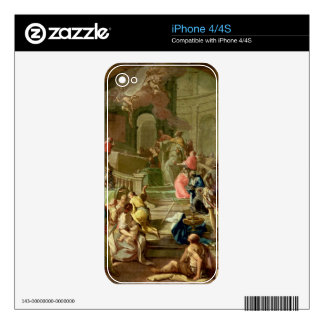 The Vision of St. Benedict, c.1760 iPhone 4S Skins