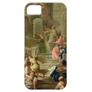 The Vision of St. Benedict, c.1760 iPhone SE/5/5s Case