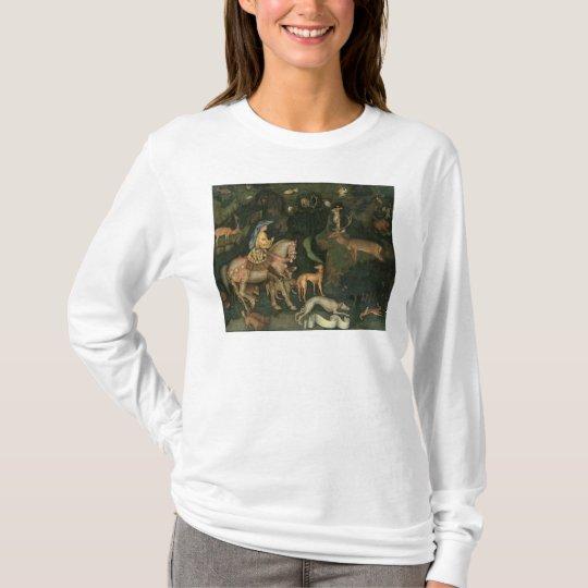The Vision of St. Eustachius, c.1438-42 T-Shirt