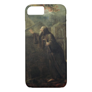 The Vision of St. Francis of Paola iPhone 8/7 Case