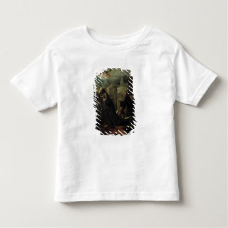 The Vision of St. Francis of Paola Tee Shirt