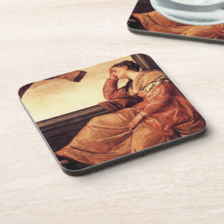 'The Vision of St. Helena' Drink Coaster