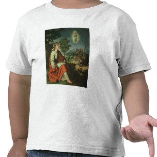 The Vision of St. John the Evangelist on Patmos T-shirt