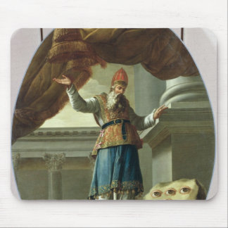 The Vision of Zechariah Mouse Pad
