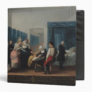 The Visit of Monsieur and Madame Necker Binder