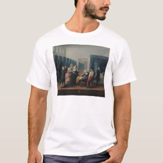 The Visit of Monsieur and Madame Necker T-Shirt