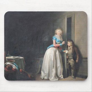 The Visit Received, 1789 Mouse Pad
