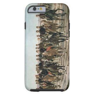 The Visit to the River Negro by General Julio Arge Tough iPhone 6 Case