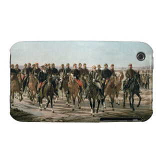 The Visit to the River Negro by General Julio Arge iPhone 3 Cover