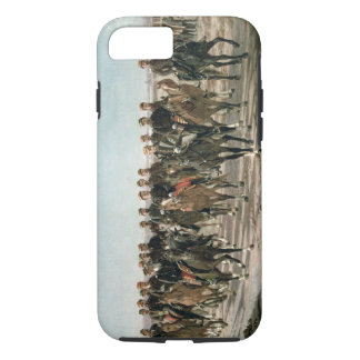 The Visit to the River Negro by General Julio Arge iPhone 8/7 Case