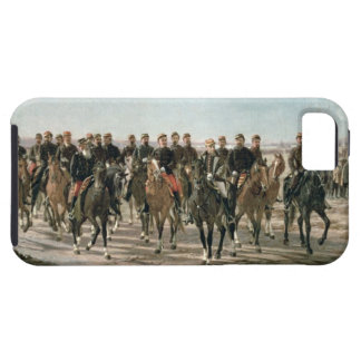 The Visit to the River Negro by General Julio Arge iPhone SE/5/5s Case