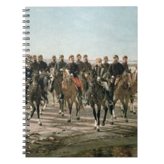 The Visit to the River Negro by General Julio Arge Notebook