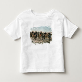 The Visit to the River Negro by General Julio Arge Toddler T-shirt