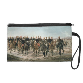 The Visit to the River Negro by General Julio Arge Wristlet Purse