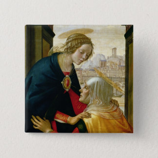 The Visitation, 1491 Button