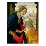 The Visitation, 1491 Post Card