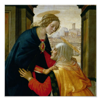 The Visitation, 1491 Poster