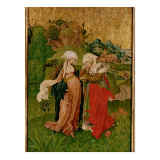 The Visitation, 1506 Postcard