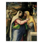 The Visitation, 1519 Poster