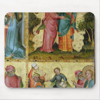 The Visitation and the Dispute with Doctors Mouse Pad