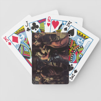 The Visitation Bicycle Playing Cards