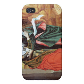 The Visitation, c.1460 iPhone 4 Covers