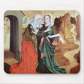 The Visitation, c.1460 Mouse Pad